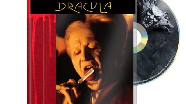 Bram Stokers Dracula Gets Ultimate Blu-ray Edition