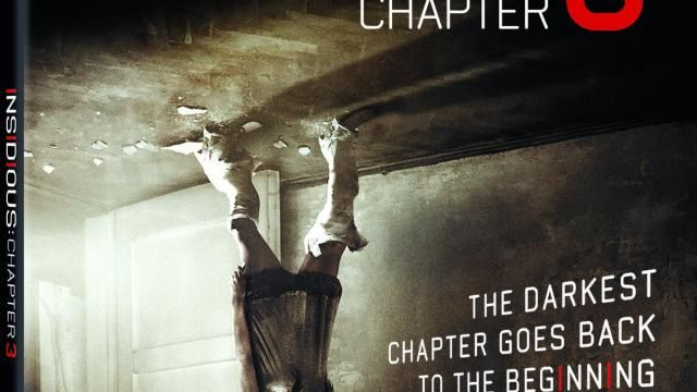 Insidious: Chapter 3 Blu-ray / DVD Release Details