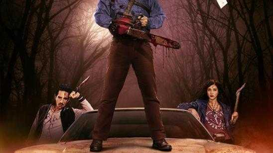 New ASH VS EVIL DEAD Poster Revealed