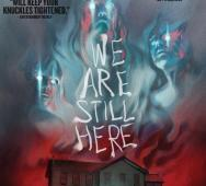 WE ARE STILL HERE Blu-ray / DVD Release Details