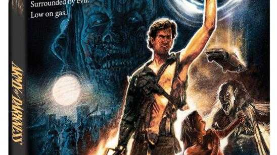 ARMY OF DARKNESS Collectors Edition Blu-ray Release Date