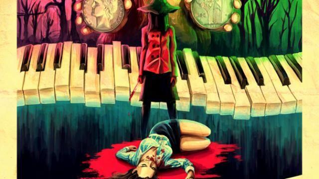 Poster Released for New Horror Movie Francesca