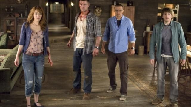 Lionsgate Moving Forward with CABIN IN THE WOODS 2