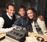 THE CONJURING 2 - New James Wan Set Photo
