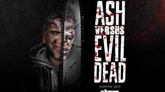 Starzs ASH VS EVIL DEAD TV Series New York Comic Con 2015 Panel [Video]
