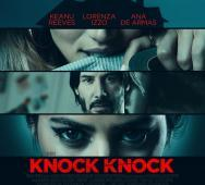 Eli Roth KNOCK KNOCK Blu-ray / DVD Release Date Details