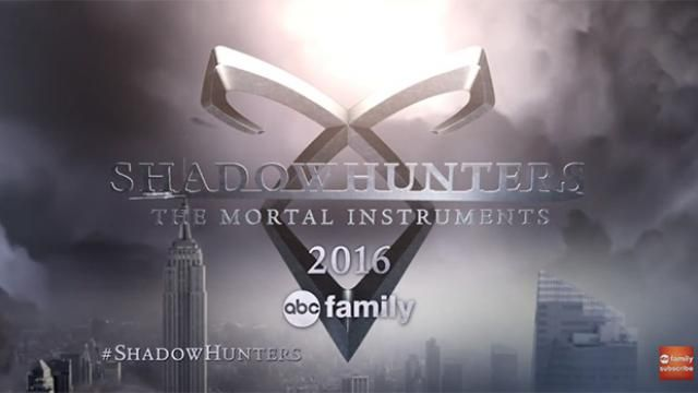 ABCs SHADOWHUNTERS TV Series New York Comic Con 2015 Sneak Peak Clips