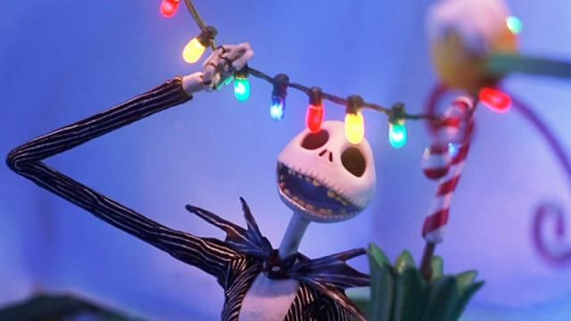 THE NIGHTMARE BEFORE CHRISTMAS - Director Answers Halloween Movie or Christmas Movie?