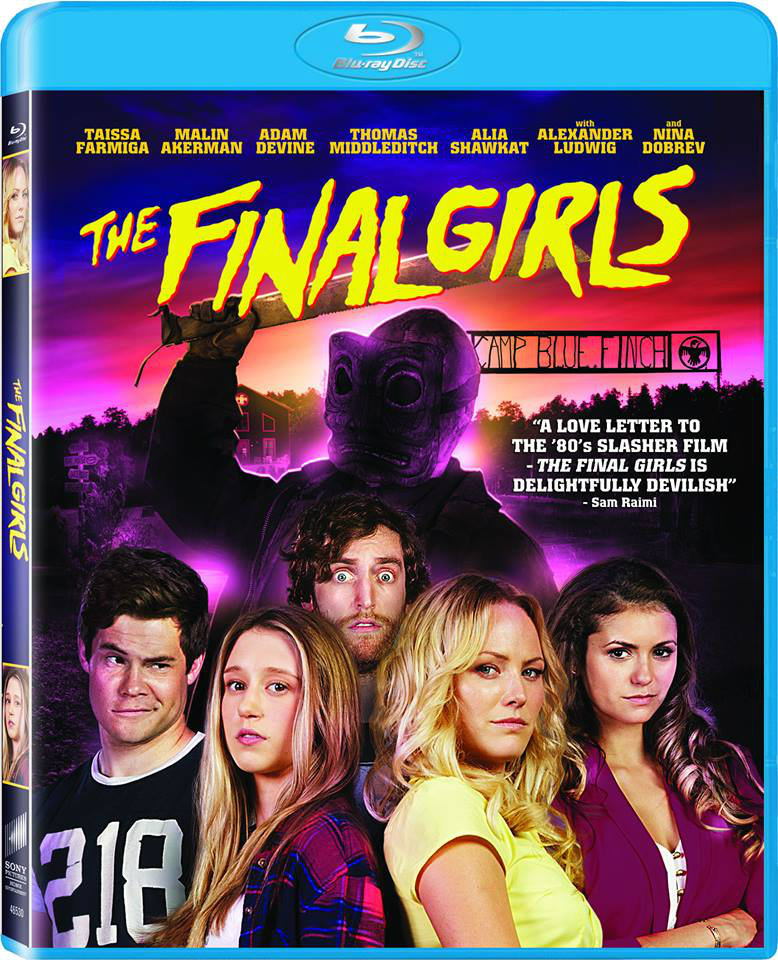 The Final Girls Blu-ray / DVD Release Date Details