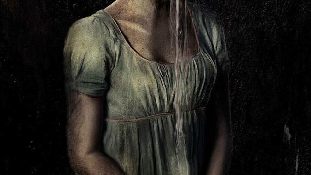 New Poster for Pride and Prejudice and Zombies