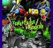 The Simpson's Treehouse of Horror XXVI Poster / 4 Clips