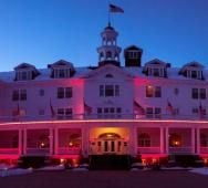 The Stanley Hotel from Stephen King's THE SHINING Getting a Horror Museum