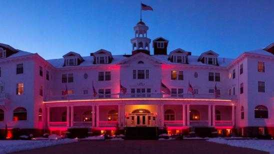 The Stanley Hotel from Stephen Kings THE SHINING Getting a Horror Museum