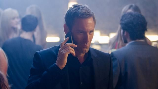 First Look at Aaron Eckhart in Demon Movie INCARNATE