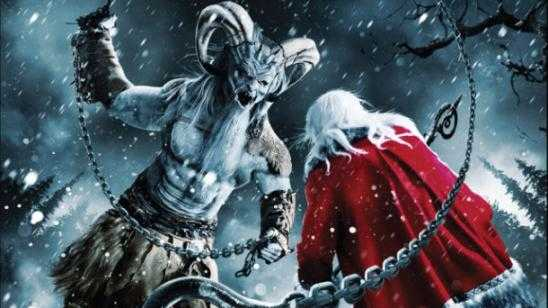 Christmas Horror Anthology A Christmas Horror Story Blu-ray / DVD Release Date Details
