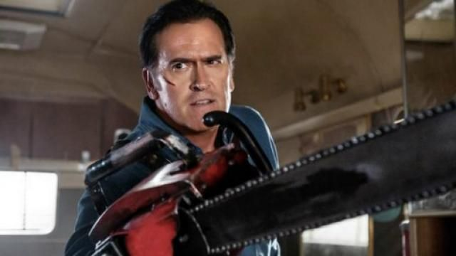 ASH VS EVIL DEAD TV Series Renewed for Season 2!