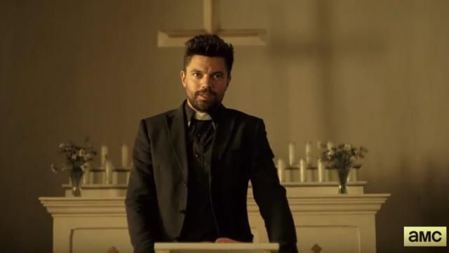 AMCs PREACHER TV Series First Look Teaser Trailer Video