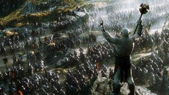 15 Minutes of THE HOBBIT: THE BATTLE OF THE FIVE ARMIES Battle Scenes