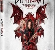 Jason Lei Howden's Deathgasm Blu-ray / DVD Release Date Details