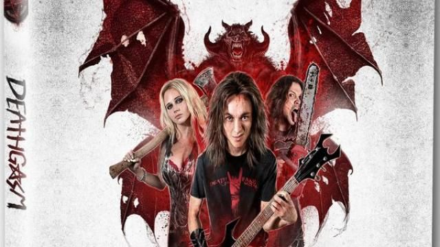 Jason Lei Howdens Deathgasm Blu-ray / DVD Release Date Details
