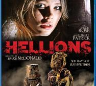 HELLIONS Blu-ray / DVD Release Date Details
