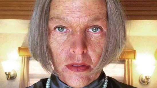 Milla Jovovich Photo of Old Alice for Resident Evil: The Final Chapter
