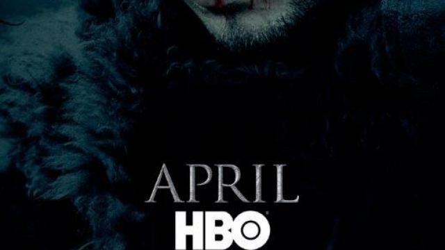 HBOs Game of Thrones Season 6 Teases Jon Snow Poster