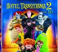 Hotel Transylvania 2 Blu-ray / DVD Release Date Details
