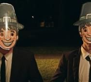 Funny Thanksgiving Horror Comedy Short Film - INVADERS [Video]