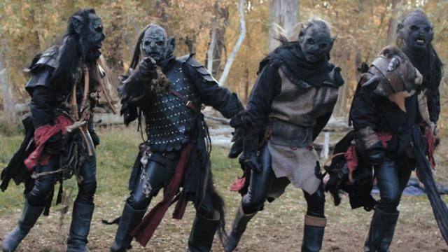 The Lord of the Rings Orcs Dancing!? [Video]