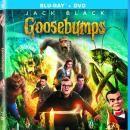 GOOSEBUMPS Blu-Ray / DVD Release Date Details