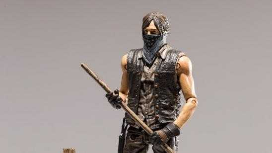McFarlane Toys THE WALKING DEAD TV Series - 9 New Figures and Photos