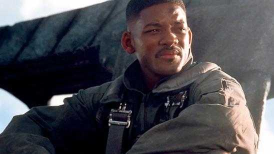 INDEPENDENCE DAY: RESURGENCE - What Happened to WILL SMITH?