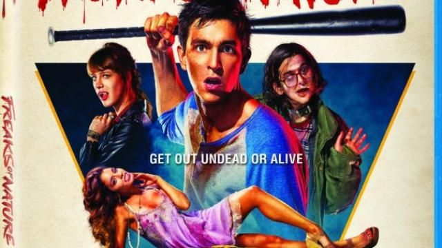 FREAKS OF NATURE Blu-ray / DVD Release Date Details