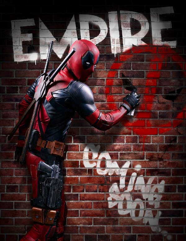 Deadpool Christmas List Poster