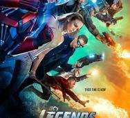 CW's Legends of Tomorrow Season 1 - 9 New Character Posters