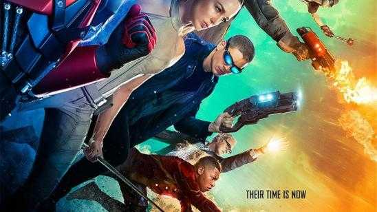 CWs Legends of Tomorrow Season 1 - 9 New Character Posters