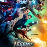 Dcs Legends Of Tomorrow Full Cast Poster