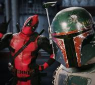 DEADPOOL vs BOBA FETT - Epic Rap Battles Of History [Video]
