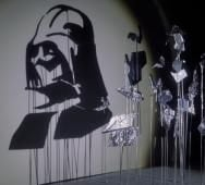 Amazing STAR WARS Shadow Art [Video]
