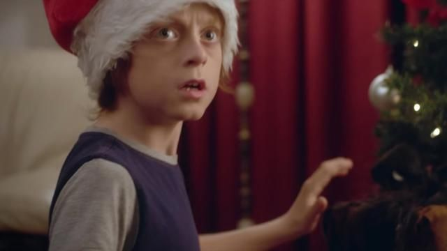 Christmas Horror Short Film - THIS CHRISTMAS... EVIL IS BACK [Video]