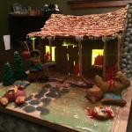 Evil Dead Gingerbread House 05
