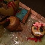 Evil Dead Gingerbread House 06