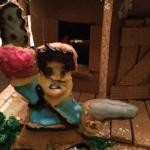 Evil Dead Gingerbread House 09