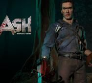 EVIL DEAD II Ash Williams Sixth Scale Figure - Sideshow Collectibles
