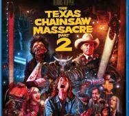 THE TEXAS CHAINSAW MASSACRE 2 Collector's Edition Blu-ray Release Date Details