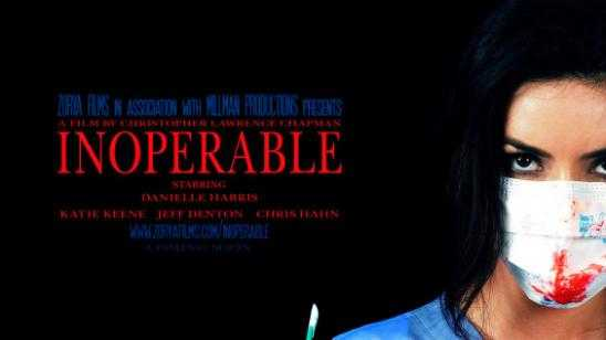 First Look at Danielle Harris in INOPERABLE