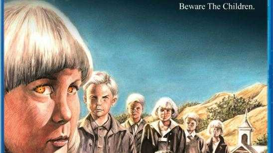 VILLAGE OF THE DAMNED Collectors Edition Blu-ray Release Date Details