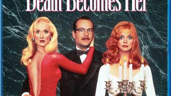 DEATH BECOMES HER Collectors Edition Blu-ray Release Date Details