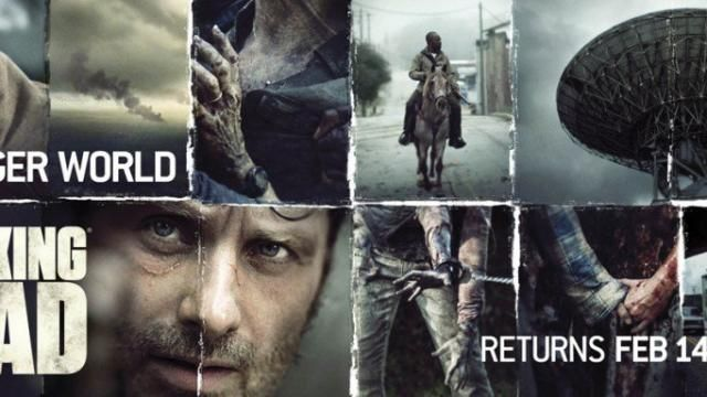 New THE WALKING DEAD Season 6 Art Teases A LARGER WORLD Story Arc